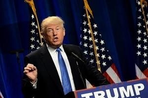 傳特朗普或臨陣退選 共和黨高層回應