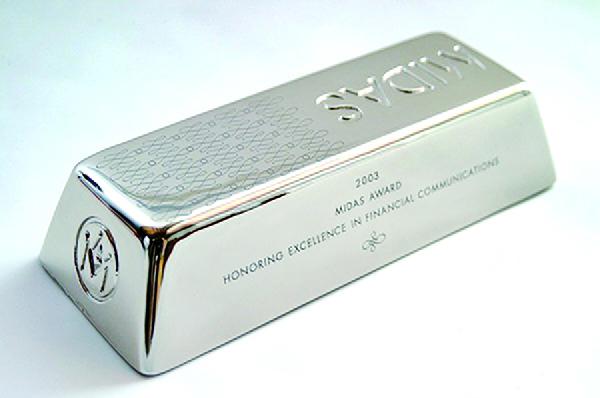 部分專家認為白銀未來的漲幅可能高於黃金。(TRUNEY貴金屬投資中心提供)