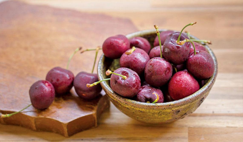 櫻桃能調中,益脾氣,可用於補元氣、補血、滋潤皮膚。