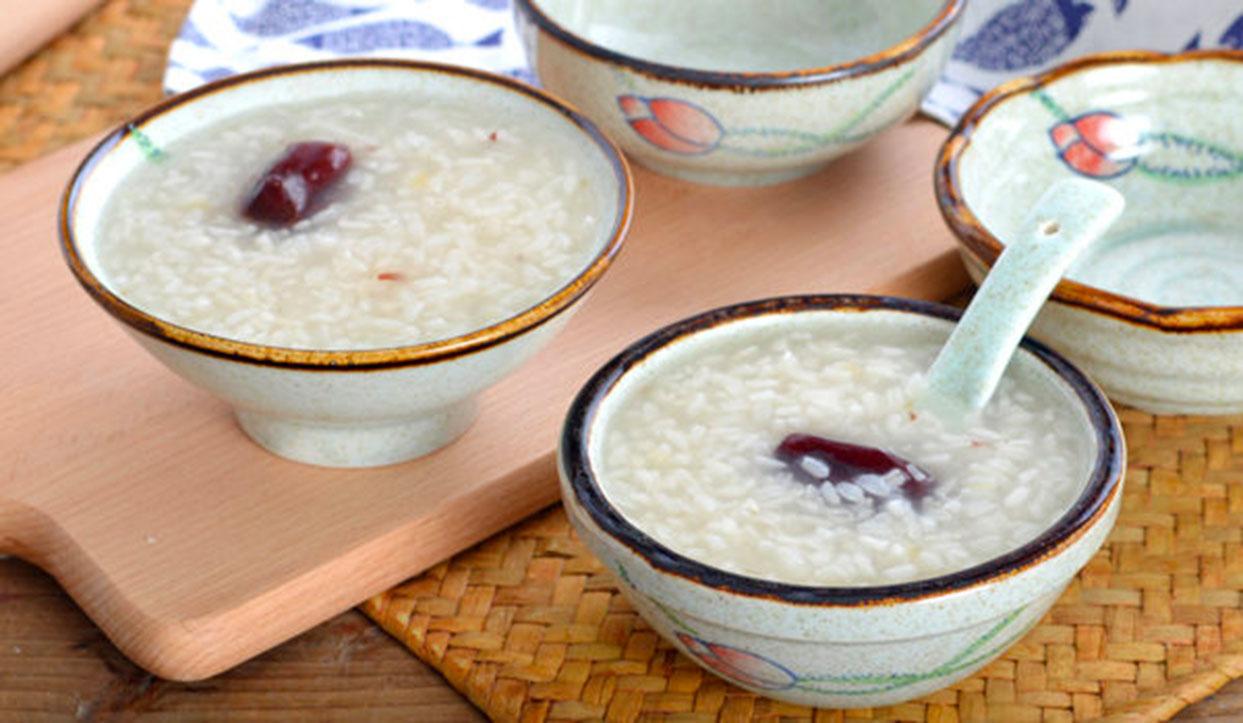 紅棗味甘、性溫,可補心氣、平胃氣、健脾氣。