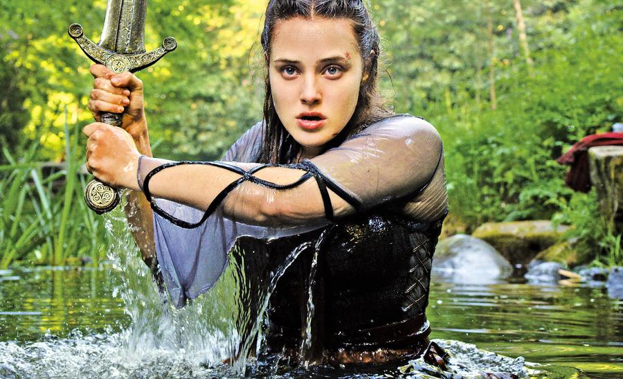 《天命之咒》亞瑟王故事 由女性當主角!