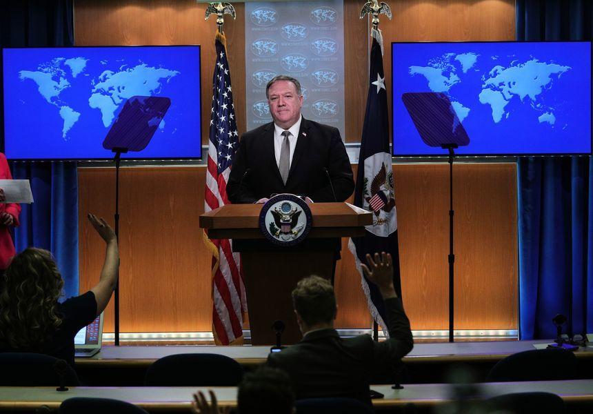 美國務卿與防長挺印抗共 印度將批准俄軍進駐