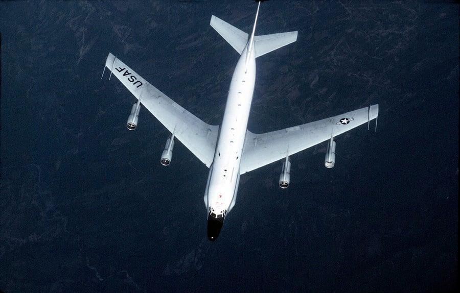 共軍雷州半島實彈演習 美一日出動四型號五架軍機