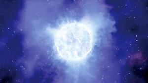亮度超太陽250萬倍 耀眼恆星突然消失