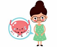 預防膀胱炎 做好體內環保、體外衛生