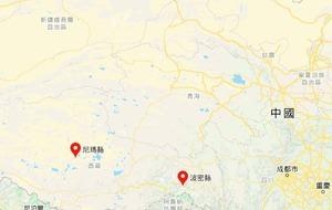 西藏近一周幾乎天天地震 最新4.4級