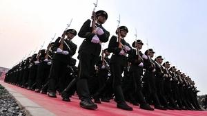 媒體曝中共軍隊失控 習近平大秘「指揮」上將