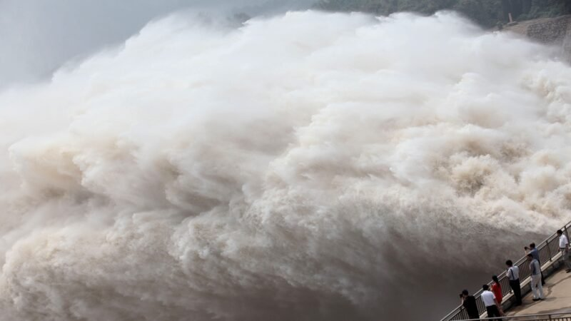 下游快跑!官方下令三峽大壩、淮河、太湖超級洩洪