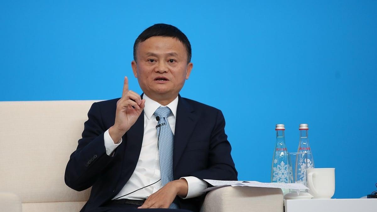 阿里市場公關委員會主席王帥稱,找了1天都找不到馬雲,呼籲網友一起去酒吧「尋人」。(Lintao Zhang/Getty Images)