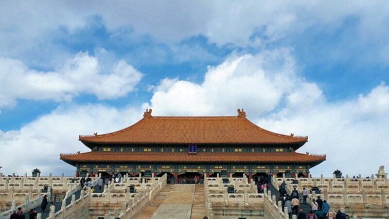 永樂十九年(1421年),北京城正式建成,明成祖朱棣下詔遷都,成為紫禁城裏第一個主宰天下的皇帝。(pixabay.com)