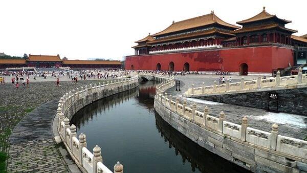 北京故宮。(pixabay.com)