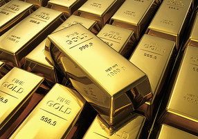 黃金避險潮 金價破新高 期金直追2,000美元