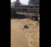 湖北恩施再次爆發洪災 百姓經濟損失慘重