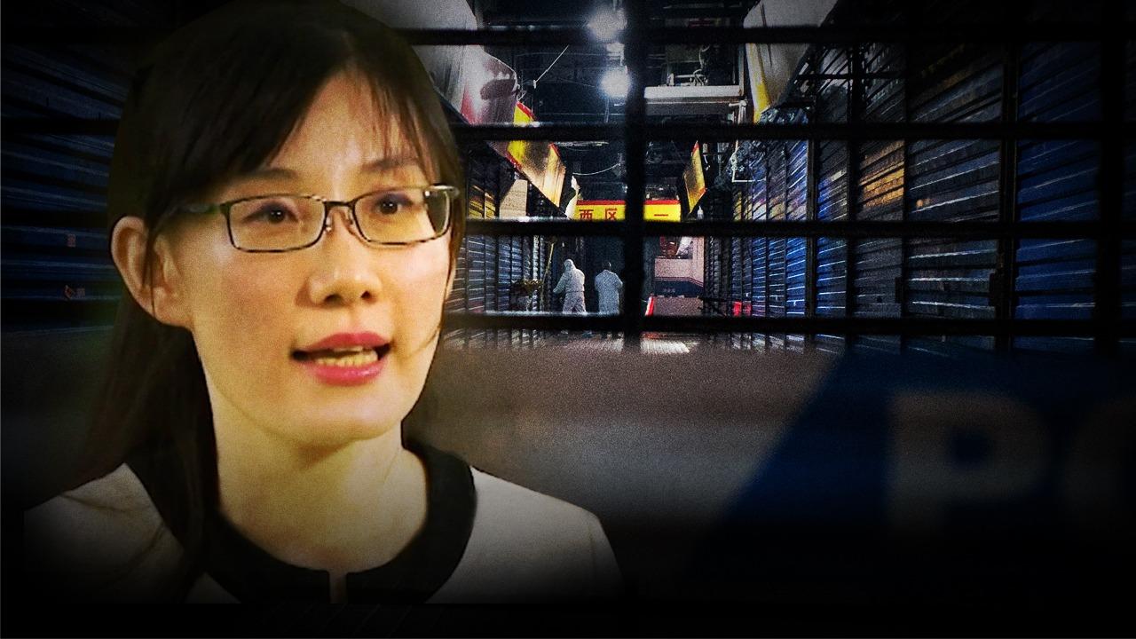 7月25日,西班牙《世界報》(El Mundo)專訪香港大學病毒學家閻麗夢博士,她指自己手上握有確鑿證據,能證明中共病毒(武漢肺炎)「既非自然生成,也並非源自武漢市場」。(大紀元合成圖)