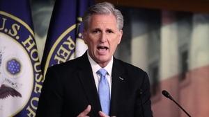 民主黨阻制裁中共 共和黨領袖質疑中共握其把柄