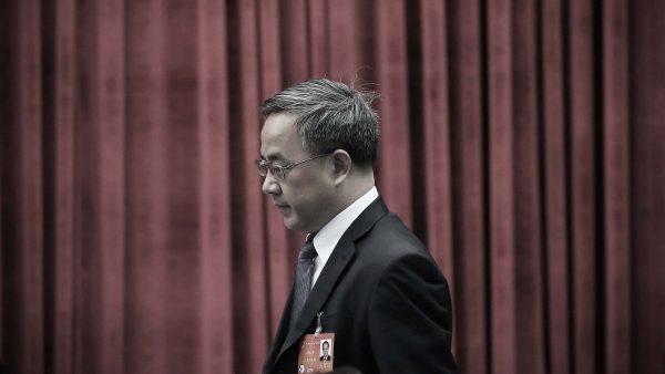 圖為中共政治局委員、國務院副總理胡春華。 (Feng Li/Getty Images)