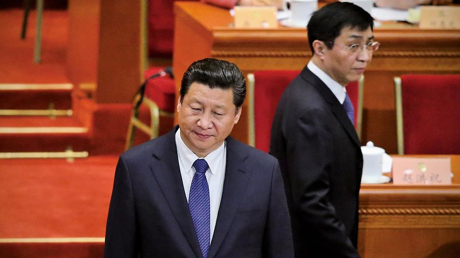 美媒 誰在攪黃習近平的「中國夢」