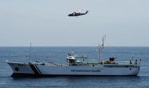 南海緊張升溫 越南向日本借錢建六艘巡邏艦