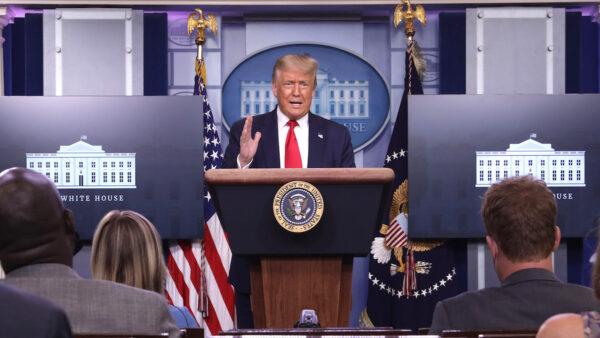 特朗普總統已宣佈,他打算將G7峰會擴大成11國峰會。(Alex Wong/Getty Images)