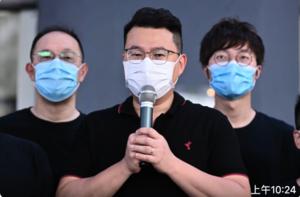 尹兆堅報名新界西爭連任 護核心價值港人會赴死反抗!