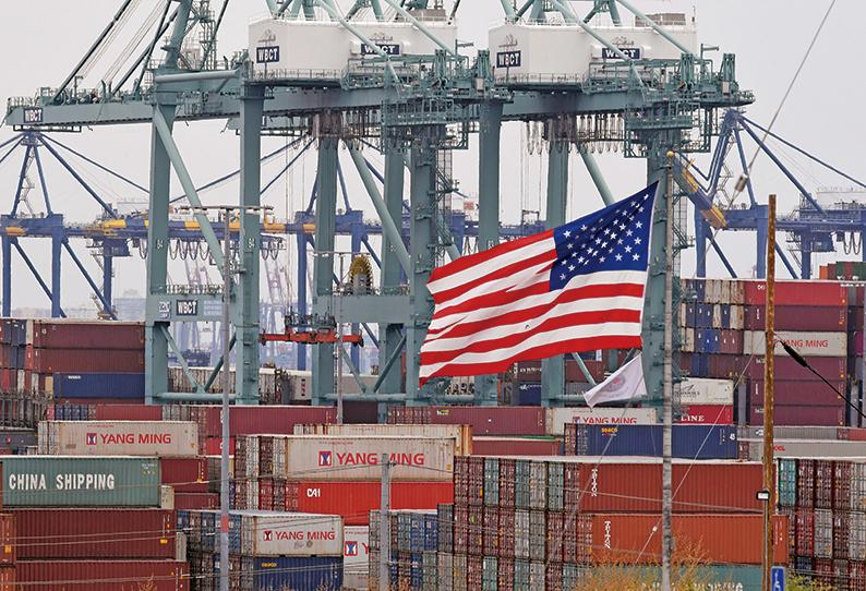 美31日起恢復 對五十五類中國商品徵稅