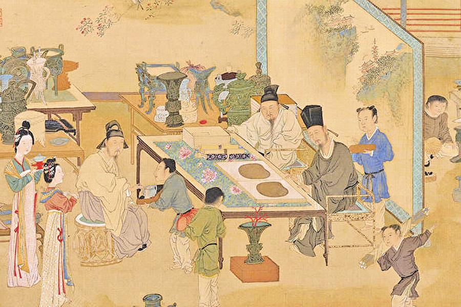 小私塾大文化—古代私學教育(上)