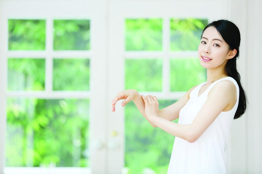 防晒有方法  夏日輕鬆美白計劃