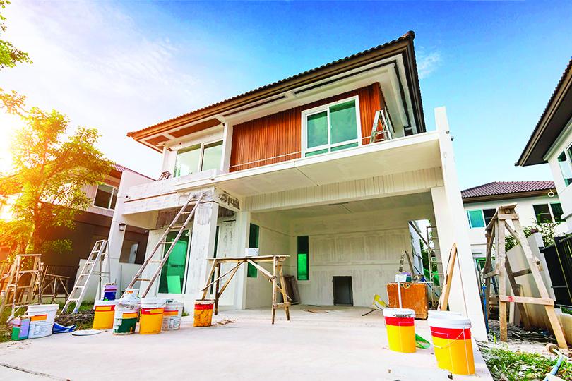 從零開始  翻修房屋的技巧