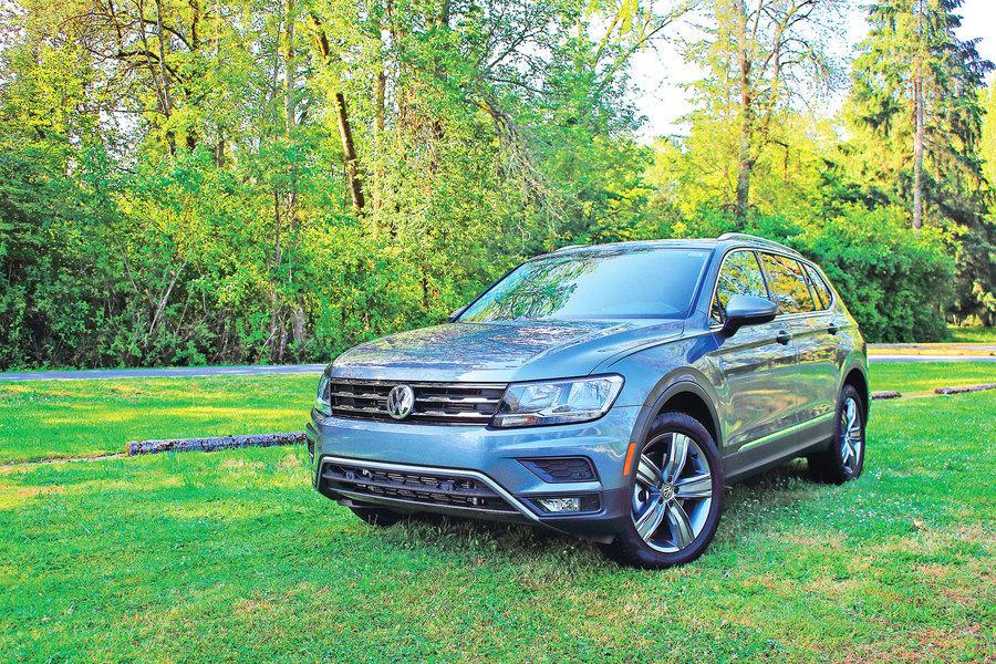 價廉實用 Volkswagen Tiguan SEL 2020