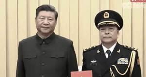 習近平北戴河會前晉陞1名上將 去年晉陞17上將