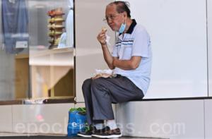 消息:「禁堂食」惹民怨 政府轉軚明日放寬 早午限2人