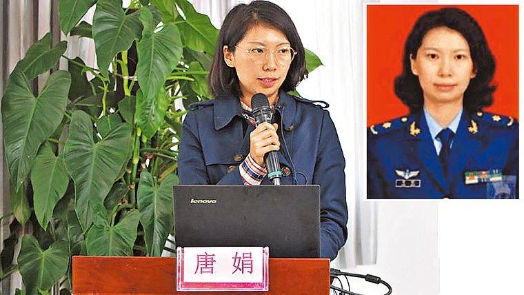 唐娟被捕後,其女兒已被中共領館送回國。有分析指,北京此舉明顯是要把她的女兒作為人質,要挾唐娟閉口。(合成圖片)