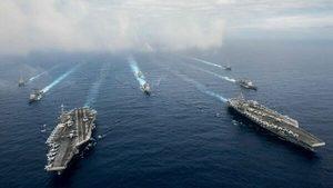 中美冷戰加劇軍事對峙升溫 台媒預測9月最危險