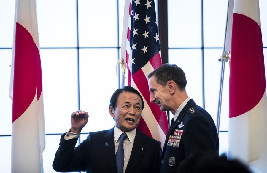 美國領銜印太軍事圍堵中共 駐日美軍司令罕見表態
