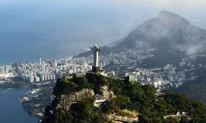 里約這麼美!17張圖片帶你遊奧運主辦城市