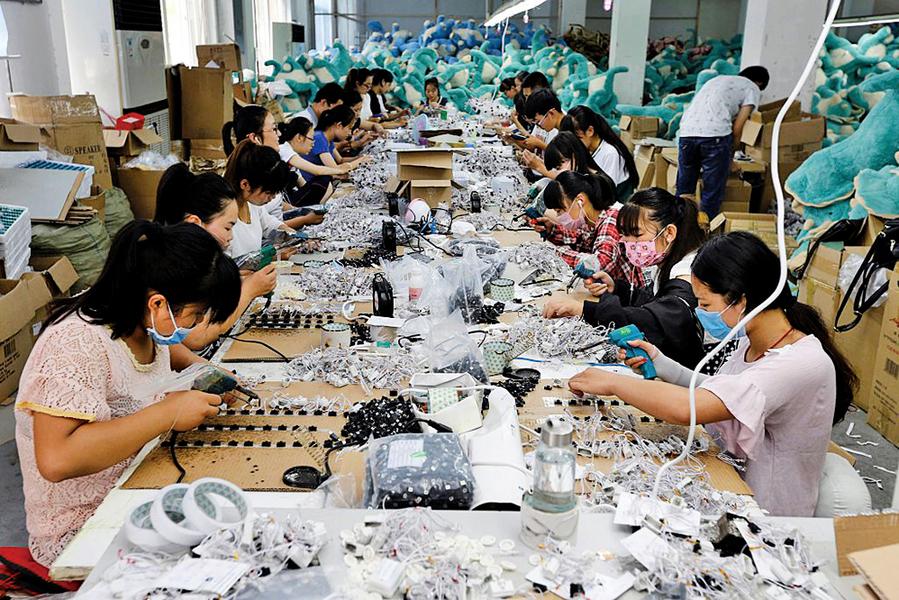 美議員:線上零售須標出中國製造
