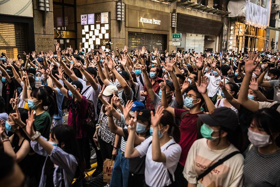【談股論金】經濟崩紅獸遇十面埋伏