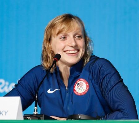 列迪姬是女子400、800、1500米自由式世界紀錄保持者。(維基百科公有領域)