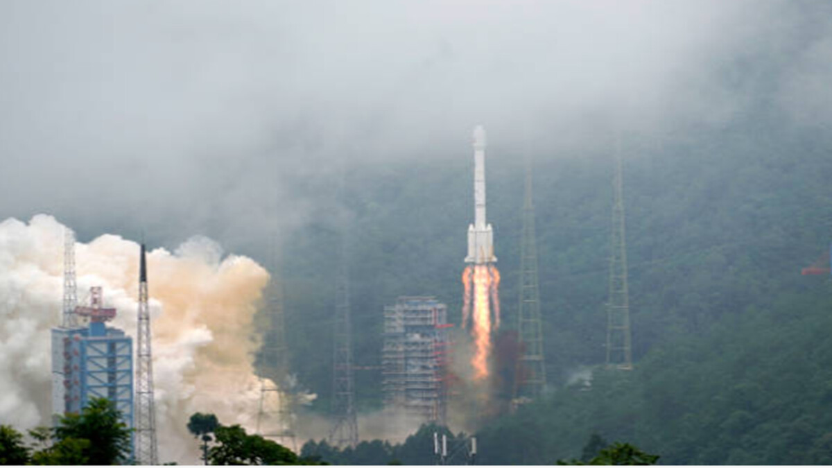 北斗三號全球衛星導航系統被批是中共的另類監控。(影片截圖)