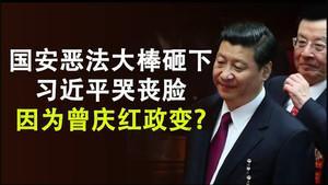 【天亮時分】國安惡法大棒砸下 習近平哭喪臉是因曾慶紅政變嗎?