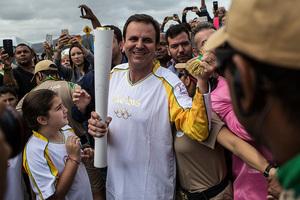 終於到了!奧運火炬巴西傳遞的十個驚險