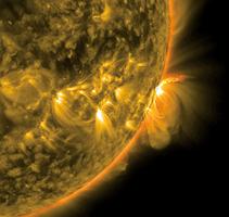 發現太陽活動或導致地震