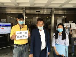 林鄭推遲立會選舉 「長洲覆核王」郭卓堅高院提告