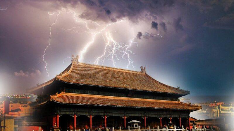 中國歷史上唯一一個被雷劈死的帝王
