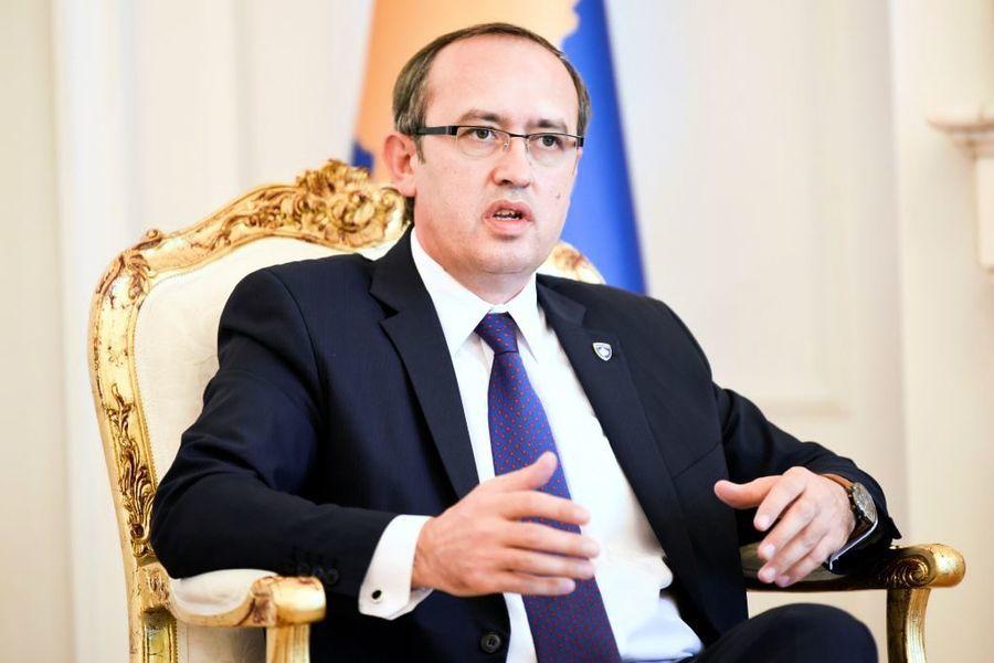 科索沃總理霍蒂染中共病毒 自主隔離兩周