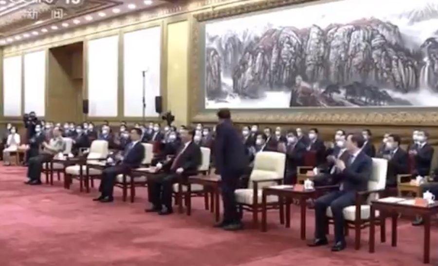 劉鶴公開羞辱李克強?央視影片火爆流傳