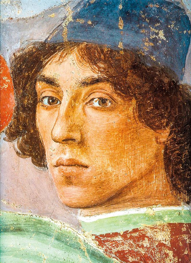 菲利普‧利皮(Filippino Lippi)。(公有領域)