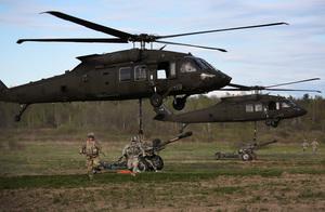 美國民警衛隊重組 報告:美軍應備戰中共軍事威脅