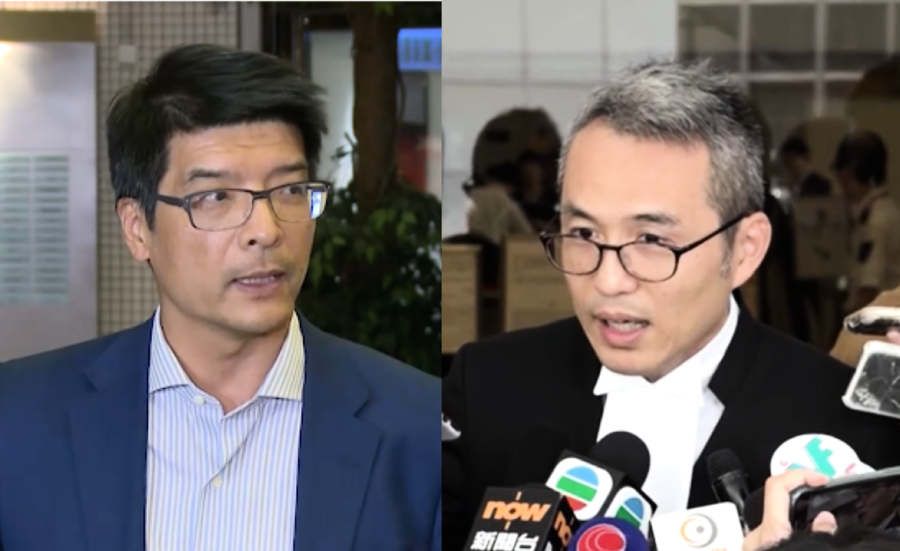 美制裁中港官員風暴來襲 港高官紛紛「跳船」辭職