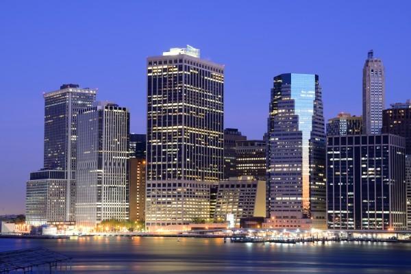紐約是世界金融中心,也是全球最貴城市。(Fotolia)